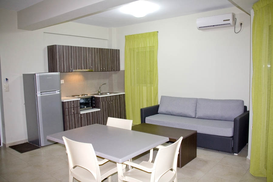 Family Apartment, Fournia Village Kyllini beach hotels pool half board